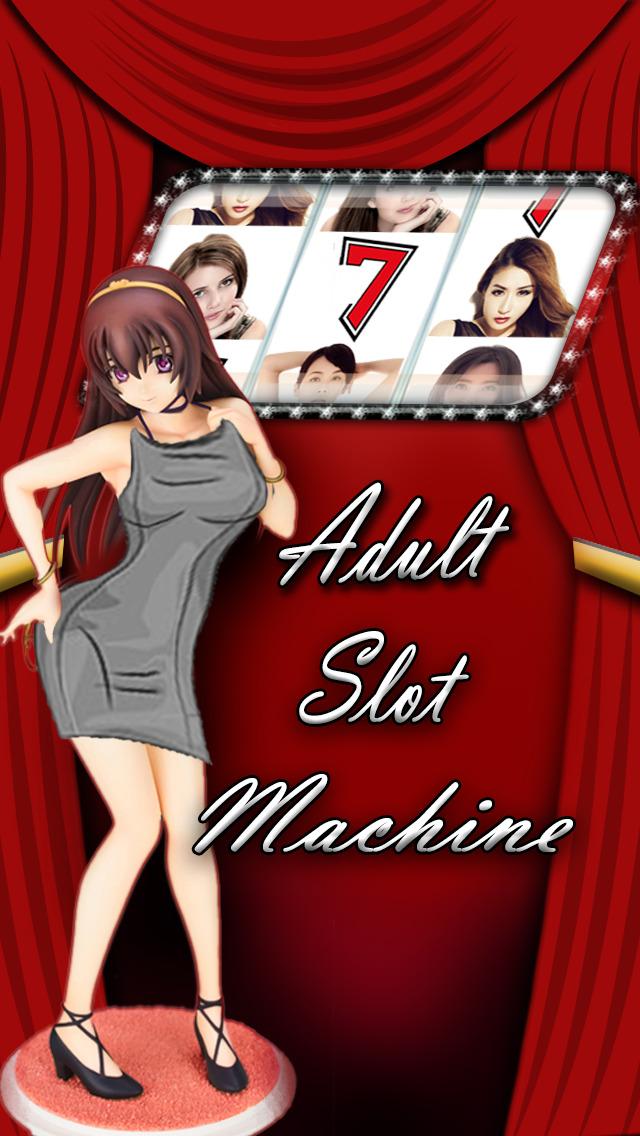 A Adult Slots Machine American Sexy Social Lady Iphone Ipad