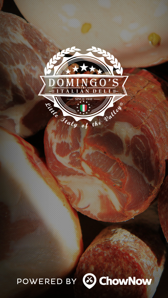 Domingo's Italian Deli screenshot 1