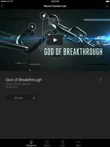Destiny Christian Church screenshot 6