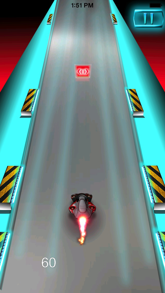 Air Car Racing Pro screenshot 2