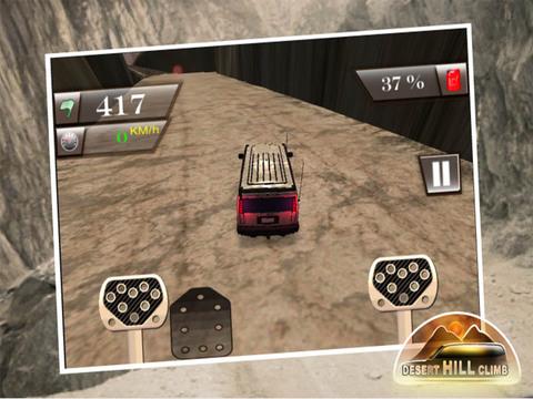 Desert Hill Climb - Pro screenshot 10