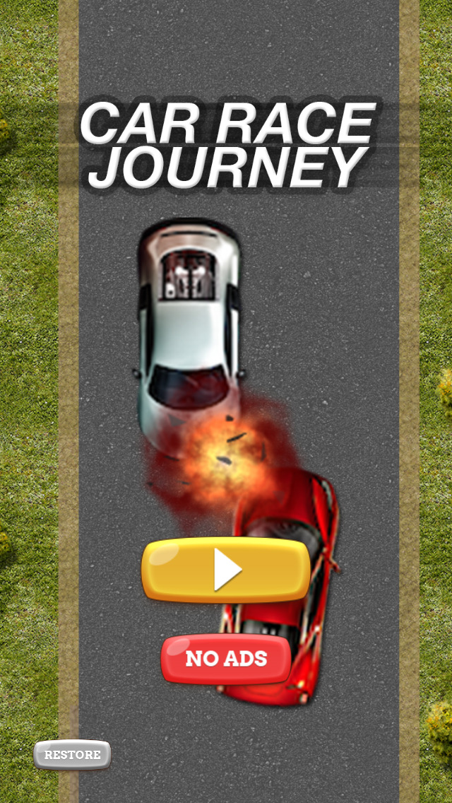 Car Race Journey screenshot 1