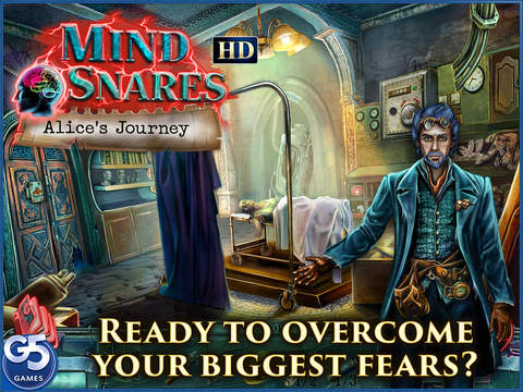 Mind Snares: Alice's Journey HD (Full) screenshot 1