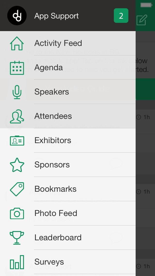 SDL Innovate 2015 Event App screenshot 2