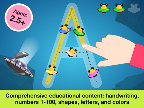 Preschool & kindergarten all in one learning games screenshot 6
