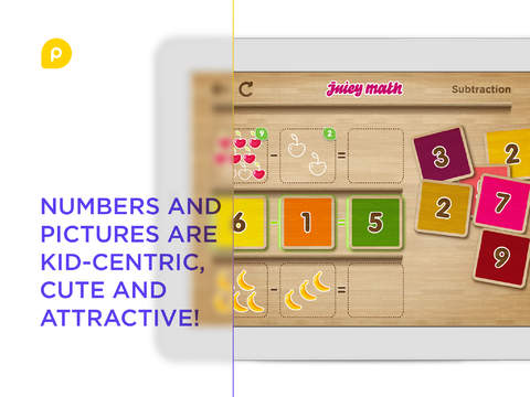 Juicy Math: addition and subtraction screenshot 9