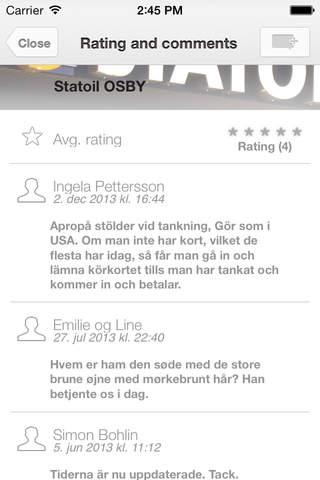 Öppettider Sverige - náhled