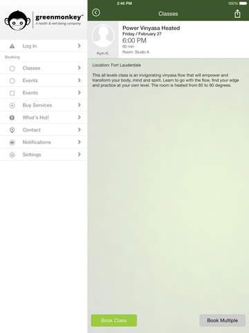 greenmonkey screenshot #3