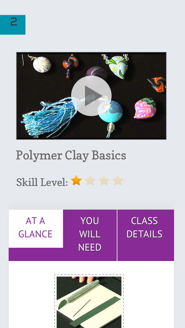 Creating Jewellery with Polymer Clay Canes screenshot 3