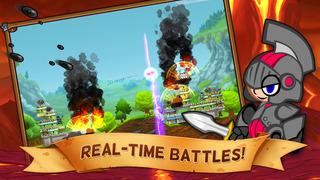 King of Castles: Throne Battle screenshot 2