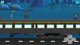 Amazing Girl Zombie Slayer - Best running and fighting game screenshot 3
