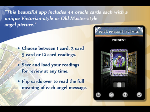 Healing with the Angels Oracle Cards - Doreen Virtue, Ph.D. screenshot 5