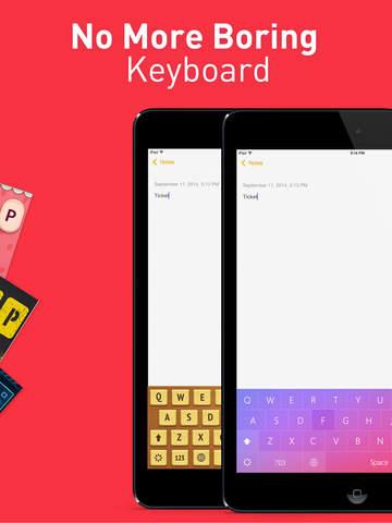 RainbowKey - Emoji Keyboard screenshot 10