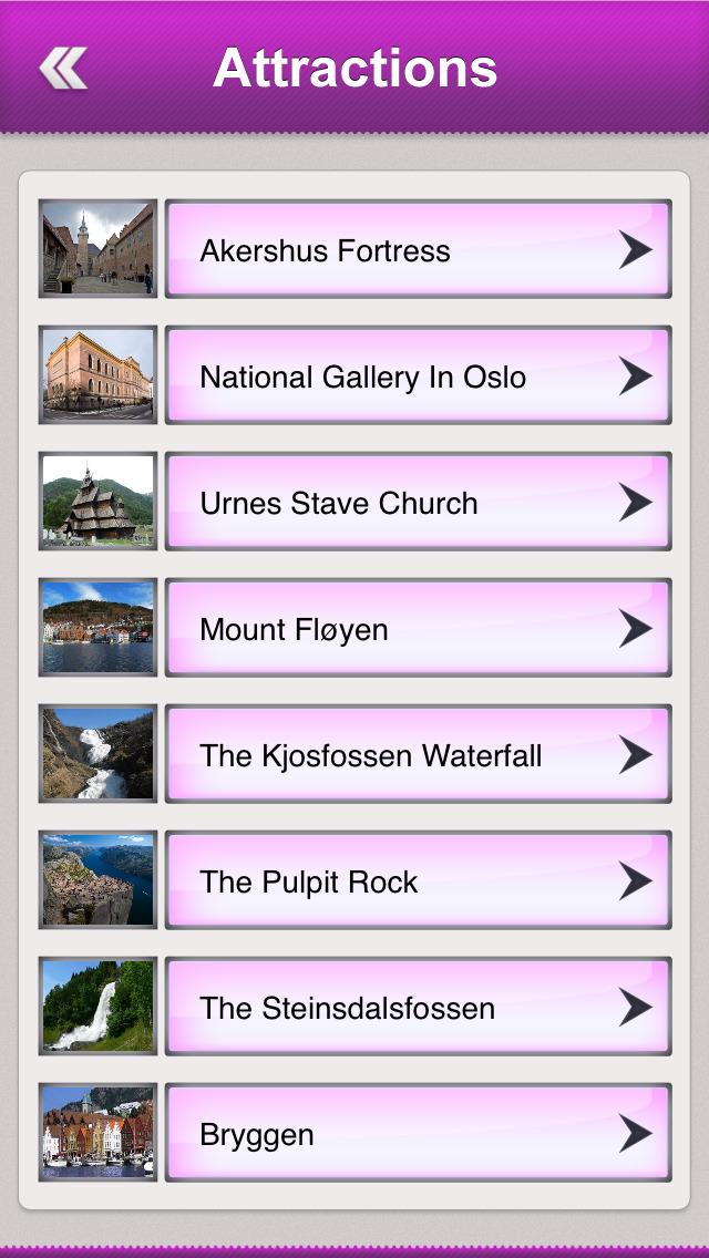 Norway Tourism screenshot 3