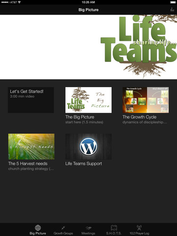 Life Teams screenshot 4