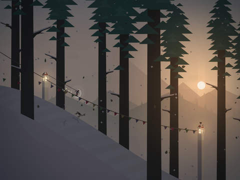 Alto's Adventure screenshot 9