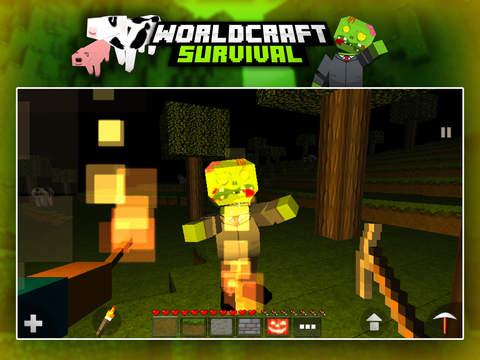 WorldCraft - Survival screenshot 4