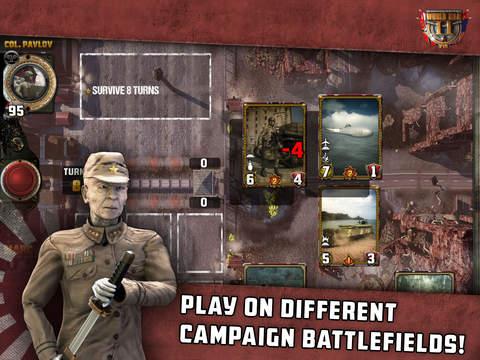World War II: TCG screenshot 7