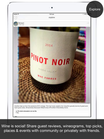 Wineosphere Wine Reviews for Australia & NZ screenshot 10