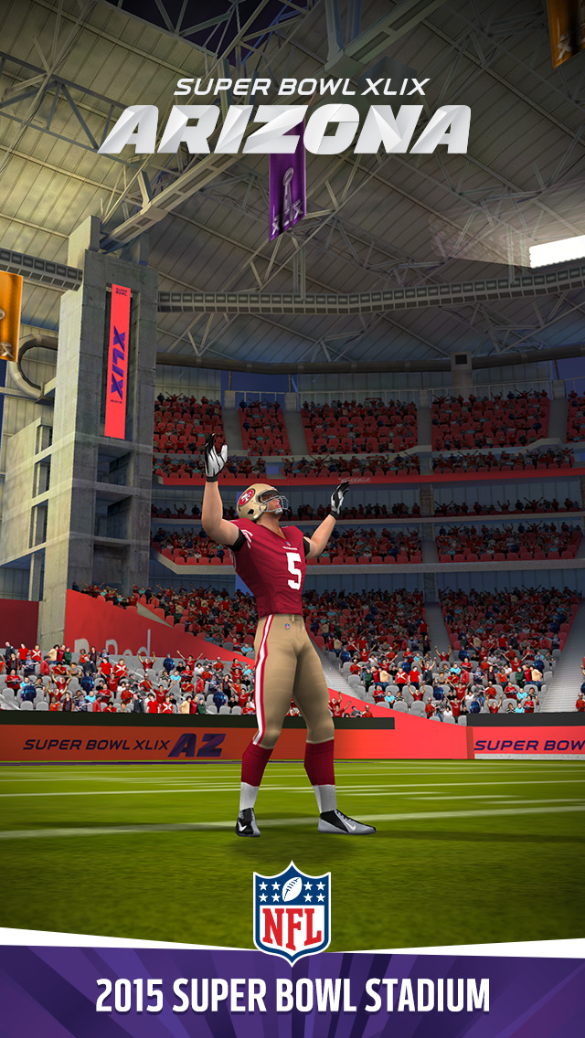 NFL Kicker 15 screenshot 2