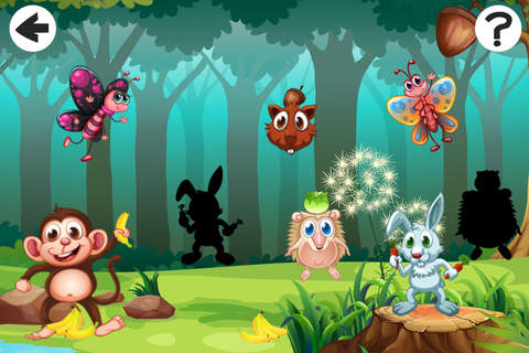 Bunny, Rabbit and Crazy Easter-Egg Search Game Gam - náhled