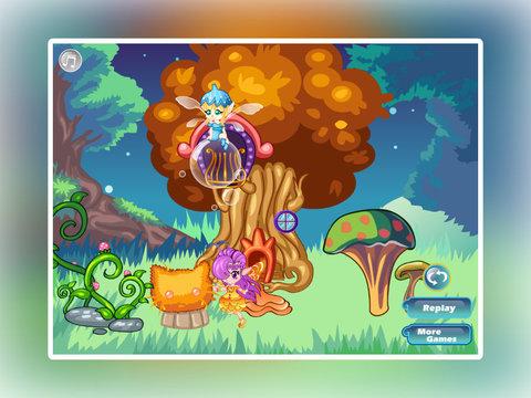 Elf Tree House Decoration screenshot 6
