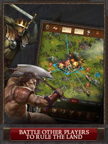 Kingdoms of Camelot: Battle screenshot 9