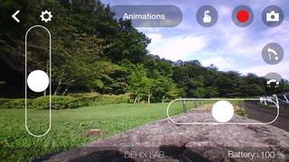 Scroll Controller Jumping Sumo screenshot 3