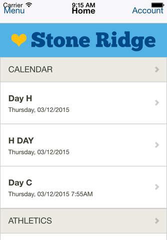 Stone Ridge - náhled