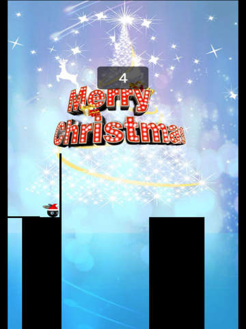 Stick Hero Xmas -- Christmas Edition Fiery Release With Best Friends screenshot 9