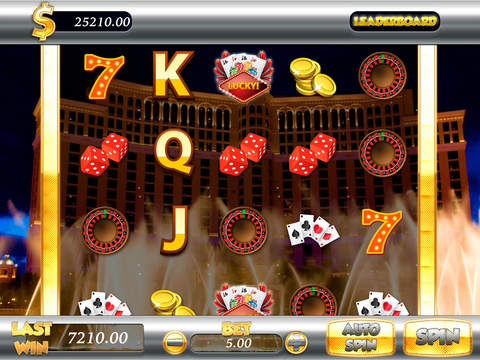 2016 Paradise Star Big Machine Classic 777 - FREE Lucky Las Vegas Slots of Casino Game screenshot 2