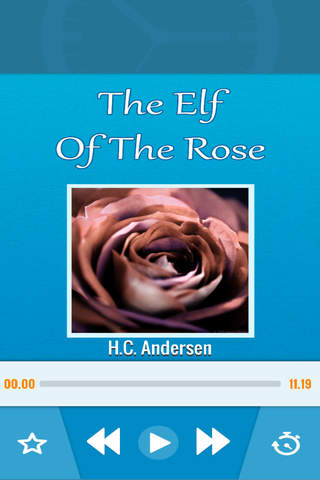 H.C. Andersen: The Elf Of The Rose - náhled