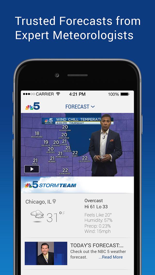 NBC 5 Chicago screenshot 2
