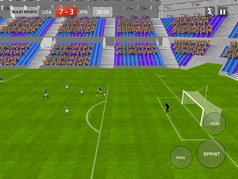 World Soccer 2015 - Top eleven player football league simulation by BULKY SPORTS [Premium] screenshot 7