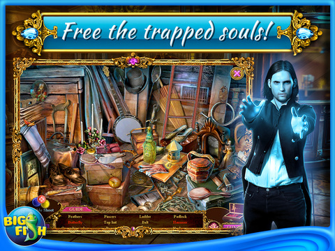 Danse Macabre: The Last Adagio HD - A Hidden Object Game with Hidden Objects screenshot 2