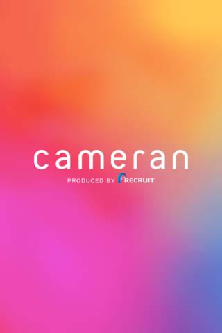 cameran - filter & photo sharing app - náhled