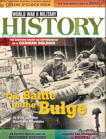 WWII Military History Magazine screenshot 6