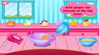 Jelly Swirl Cheesecake Slice screenshot 3