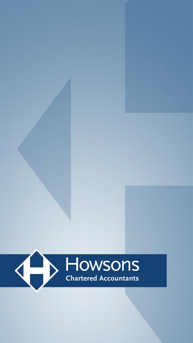 Howsons, Chartered Accountants screenshot #1