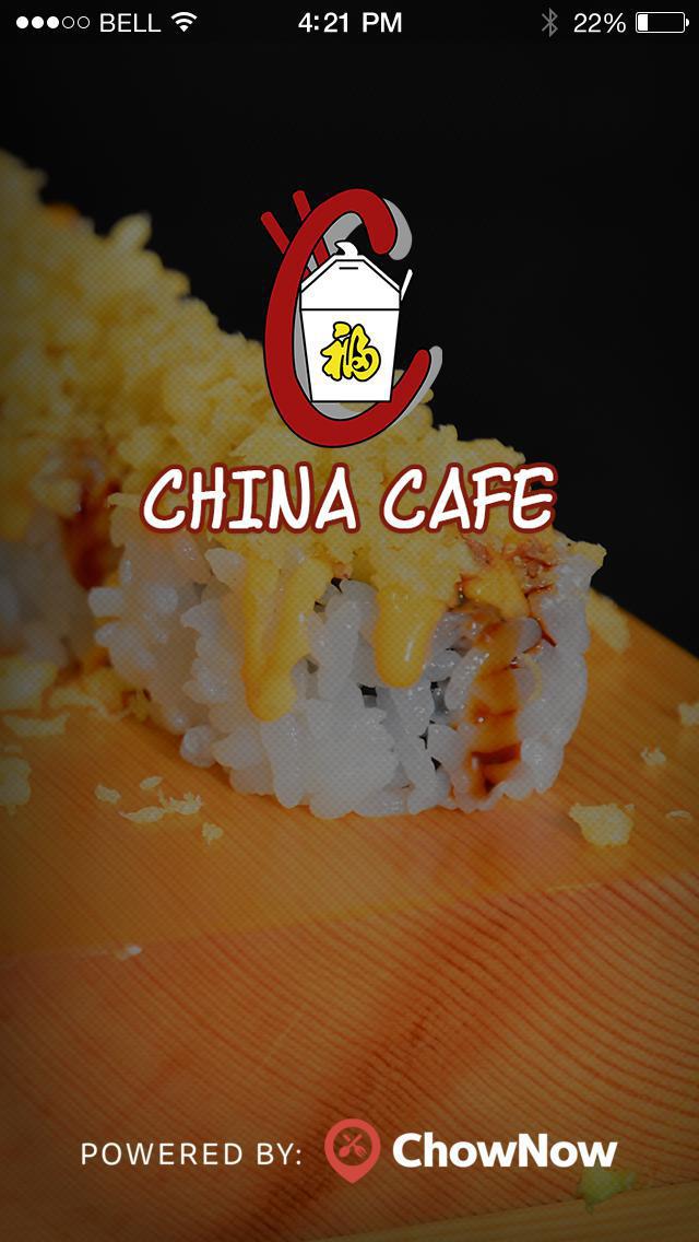 China Cafe Belton screenshot 1