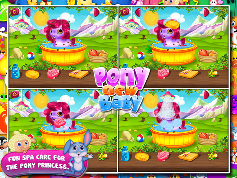 Pony New Baby screenshot 8