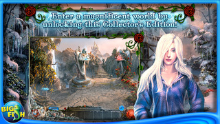 Living Legends: Frozen Beauty - A Hidden Object Fairy Tale screenshot 4