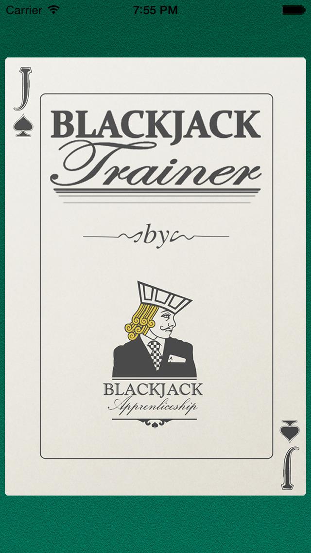 Blackjack & Card Counting Pro screenshot 1