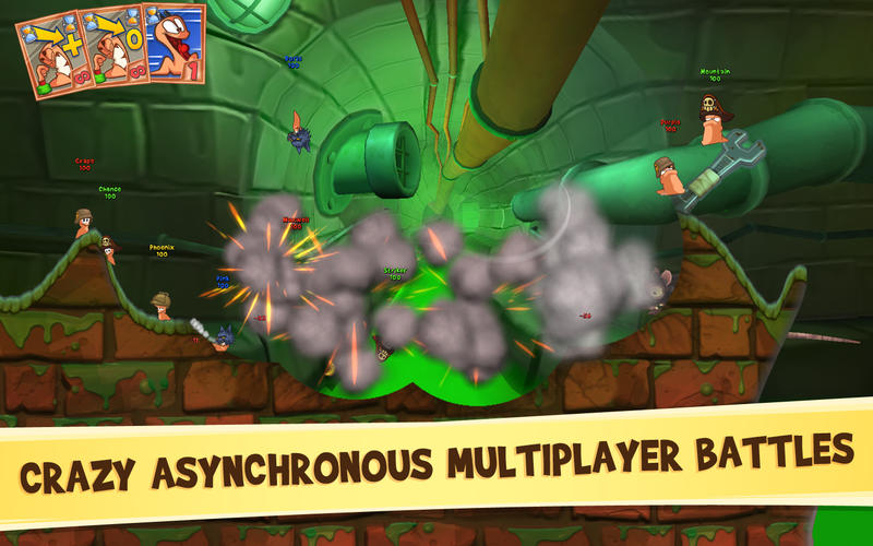 Worms™ 3 screenshot 2