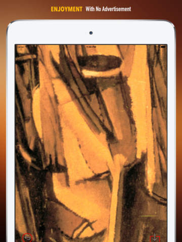 Marcel Duchamp Paintings HD Wallpaper and Quotes screenshot 7