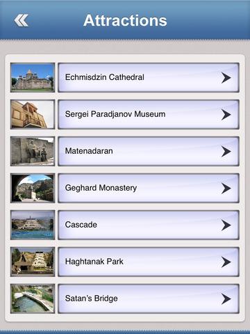 Armenia Travel Guide screenshot 8