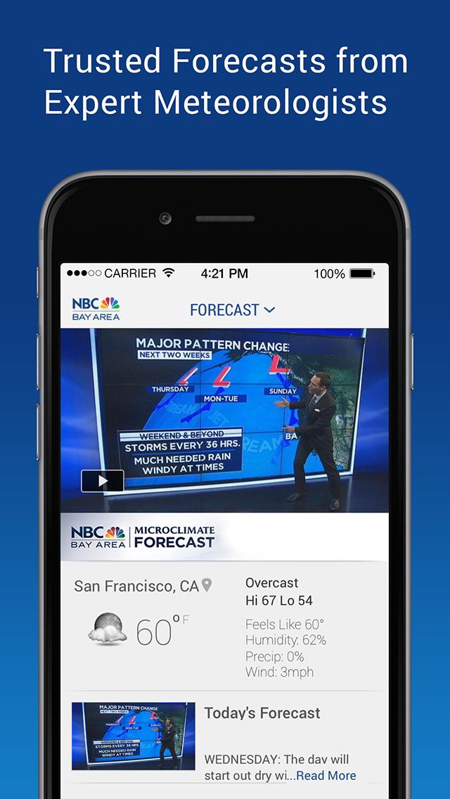 NBC Bay Area: News & Weather screenshot 2