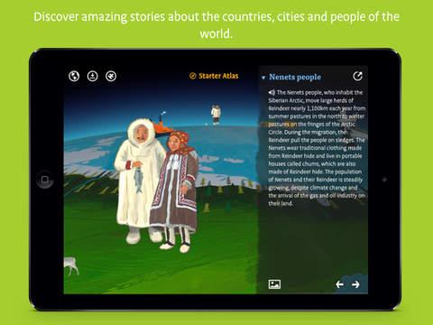 Barefoot World Atlas screenshot 7