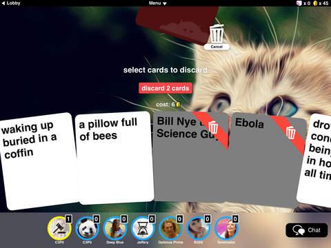 Evil Apples vs. Humanity screenshot 7
