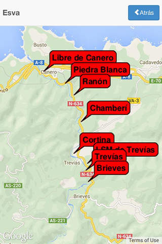 Pesca en Asturias - náhled